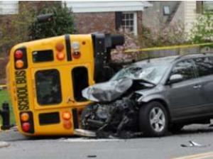 SBA1 300x224 School Bus Accidents Threaten Kids' Safety